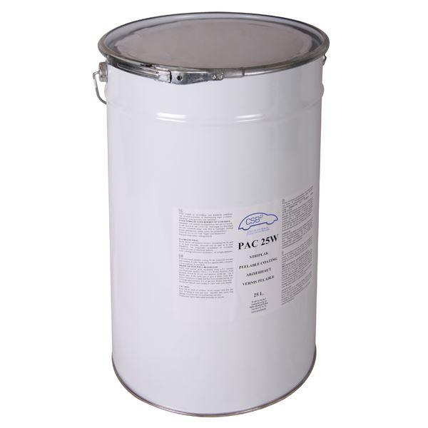 csb laque blanche pelable pour prot ger les parois de la cabine de peinture contre les brouillards. Black Bedroom Furniture Sets. Home Design Ideas
