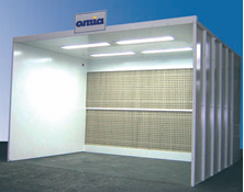 Picture of DIRECTIONAL SPRAYBOOTH CS30