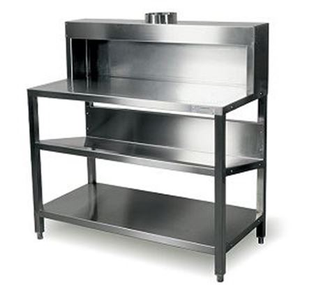 Picture for category STAINLESS STEEL TABLES