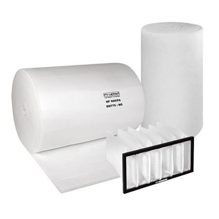 Picture for category AIR FILTERS - SPRAY BOOTH FILTERS