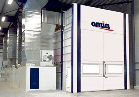 Picture for category SPRAY BOOTHS FOR TRUCKS & LARGE VOLUMES