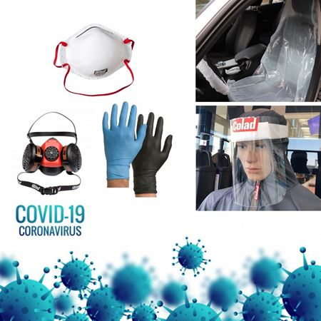 Picture for category PERSONAL PROTECTIVE EQUIPMENTS